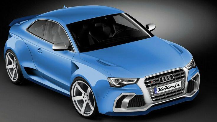 Audi S5 widebody IMSA edition by Carbon Motors