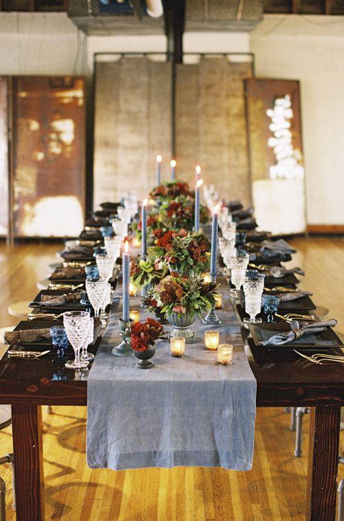 Wine Wedding Wednesday – Dutch Still Life Inspired Dinner – ONEHOPE Weddings