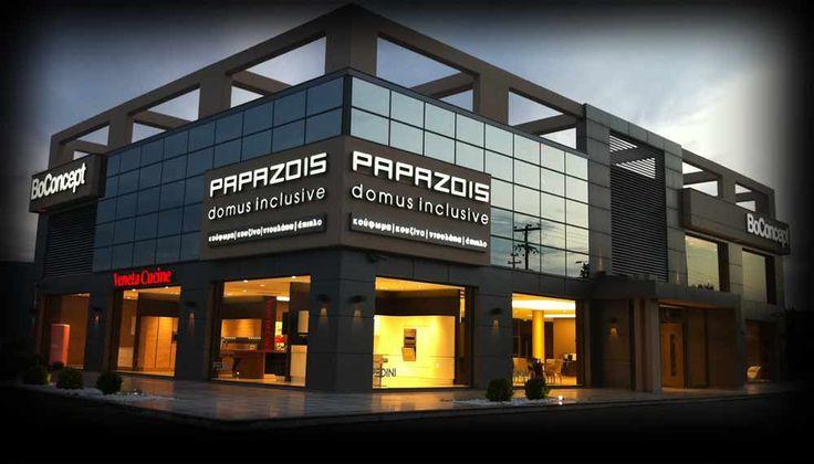 Papazois domus inclusive Showroom Ioannina