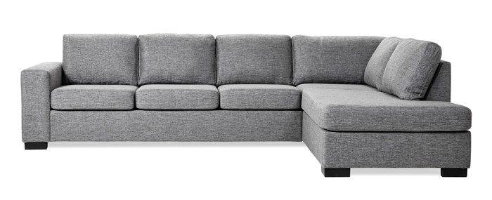 Produktbild - Nevada, 3-sits soffa med divan höger