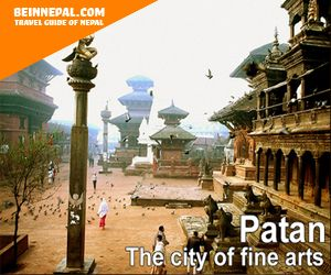 Patan - the city of fine arts