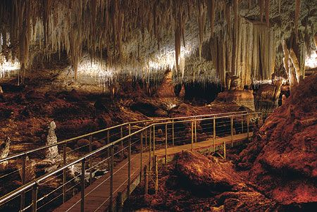 Jewel Cave in the Black Hills - I think this is the best cave system in the area.