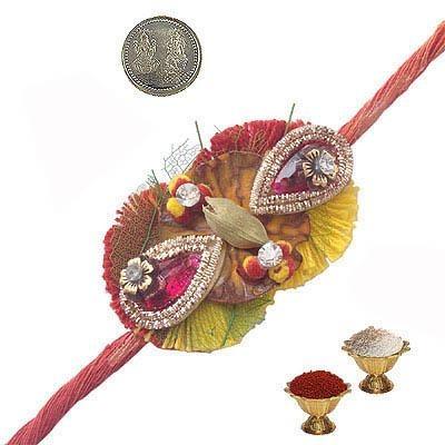 Raksha Bandan Traditional Mauli Rakhi  $29.79