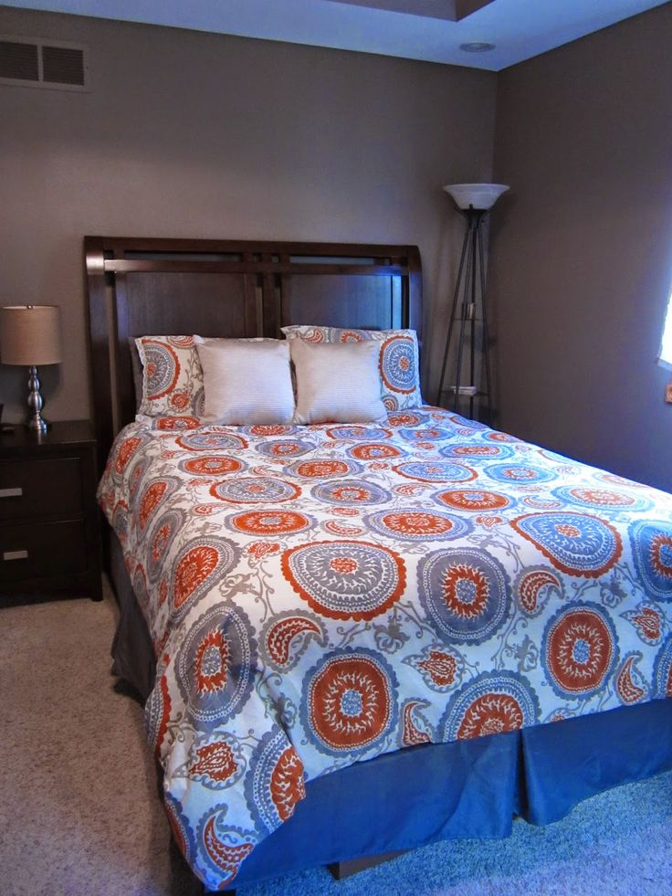 Bedding Upgrade Threshold Suzani Duvet Cover Set From