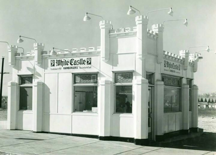 Vintage White Castle Restaurant St Louis MO