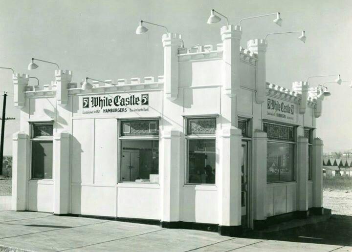 Vintage White Castle Restaurant St Louis MO