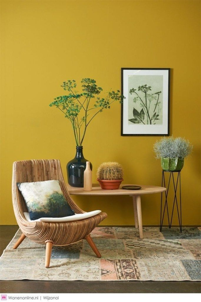 46 Yellow Themed Living Room Designs 44 Yellow Walls Living Room Paint Colors For Living Room Interior #yellow #paint #living #room