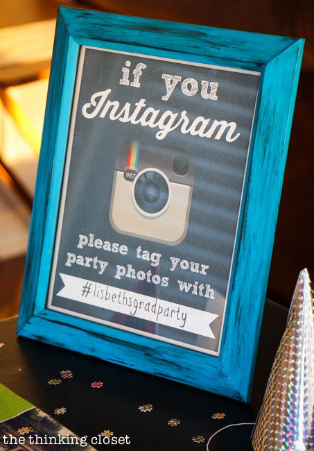 Great Graduation Party Ideas to Copy ASAP | StyleCaster