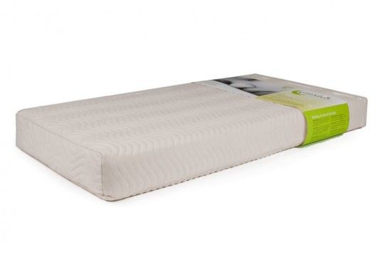 Best Non-Toxic Organic Crib Mattresses for Your Green Baby Nursery - Greenbuds Primrose Organic 2 in 1 Crib Mattress