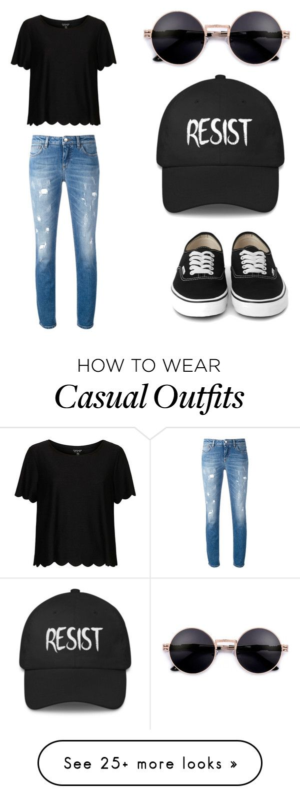 """A perfect casual movie night date"" by luforlife on Polyvore featuring Dolce&Gabbana and Topshop"