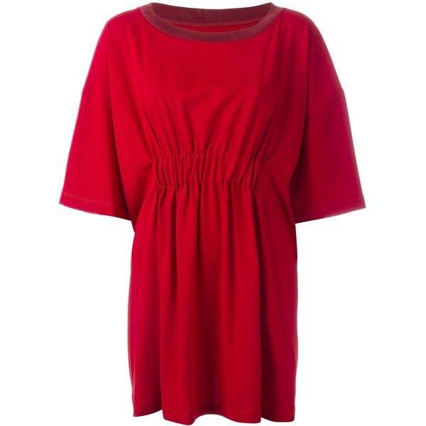 17  ideas about Red T Shirt Dress on Pinterest  Crop top hoodie ...