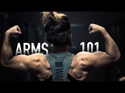 ARM DAY 101 - Dana Linn Bailey