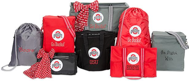 The Ohio State University | Thirty-One Gifts | Thirty-One Catalog Purses Totes Bags