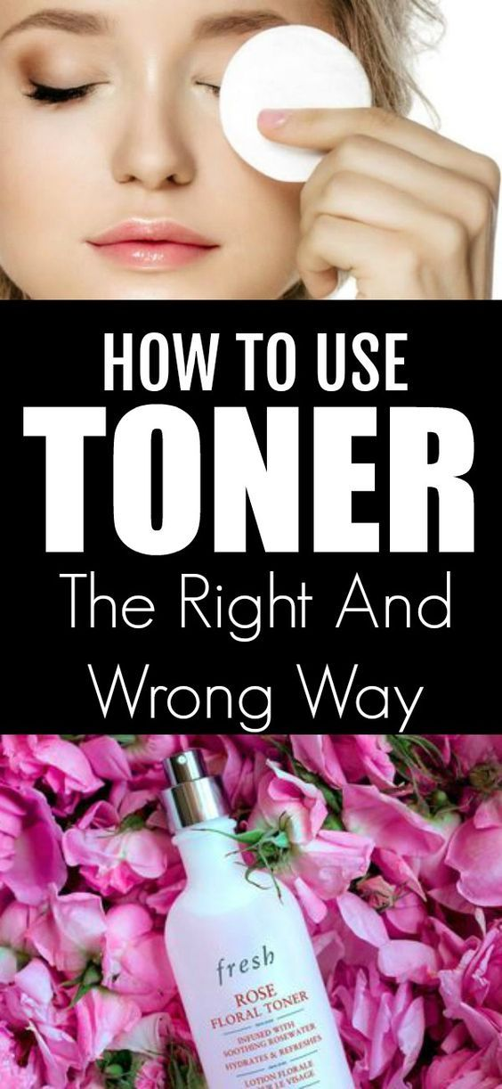 How to use Toner, the Right and Wrong Way