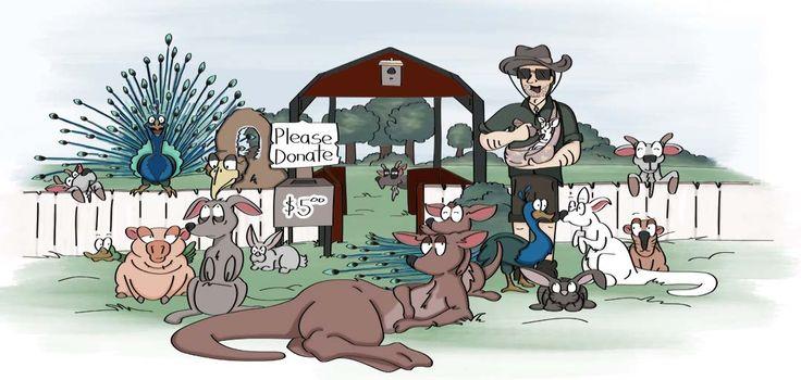Kelowna- Kangaroo Creek Farm