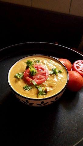TOMATO KURMA. ( no onion no garlic )