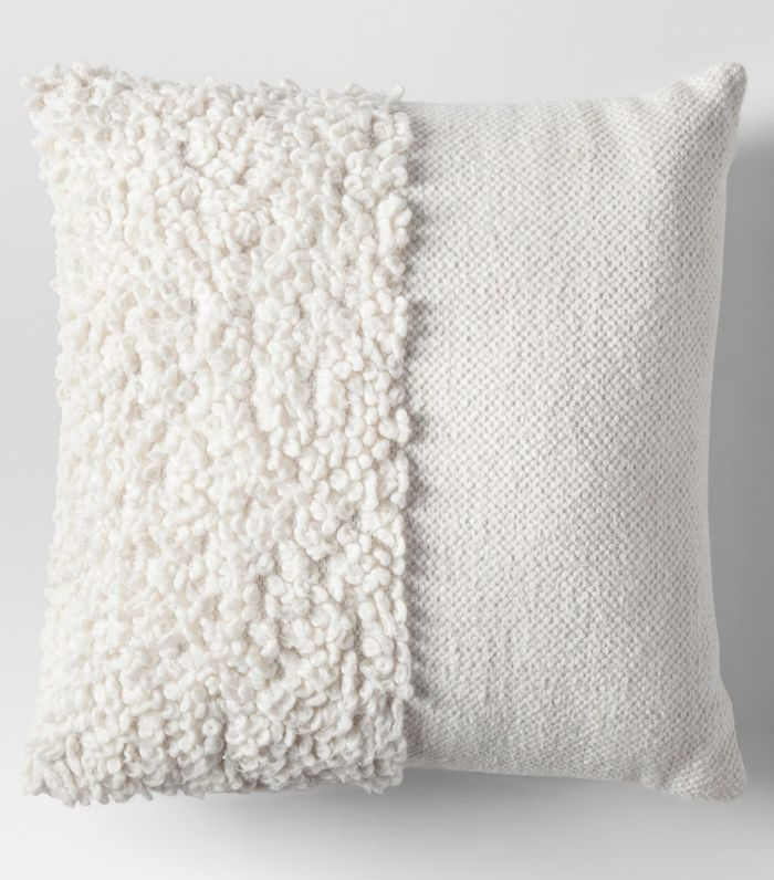 Project 62 Solid Textured Throw Pillow Throw Pillows Pillow Projects White Throw Pillows