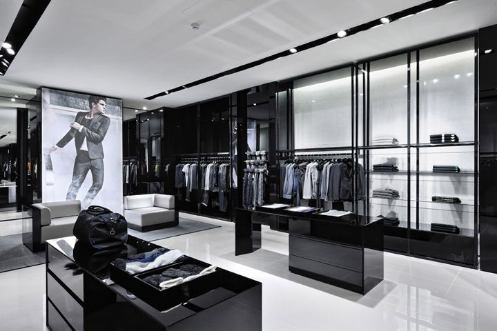 Emporio Armani store by Giorgio Armani Belgrade 04