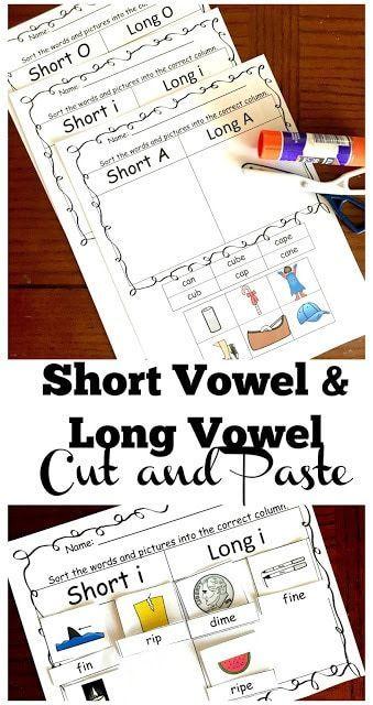 Aidez les enfants à s'exercer à identifier les voyelles longues et les voyelles courtes en mots avec cet outil GRATUIT à long ...