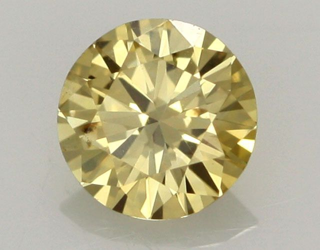 0.27 CTS FINE RUSSIAN YELLOW  DIAMOND SI1  DMY 0003 russian diamond, yellow dimaond