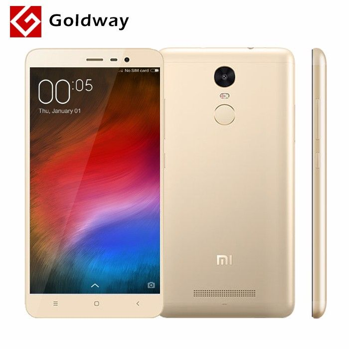 """Original Xiaomi Redmi Note 3 Pro Prime Snapdragon 650 32GB ROM Mobile Phone 5.5"""" 1920x1080 3GB RAM 16MP Metal Body Fingerprint-in Mobile Phones from Phones & Telecommunications on Aliexpress.com 