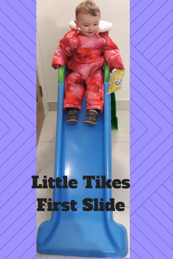 little tikes slides toddlers