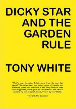 Dicky Star and the Garden Rule by Tony White - book launch 26 April 2012