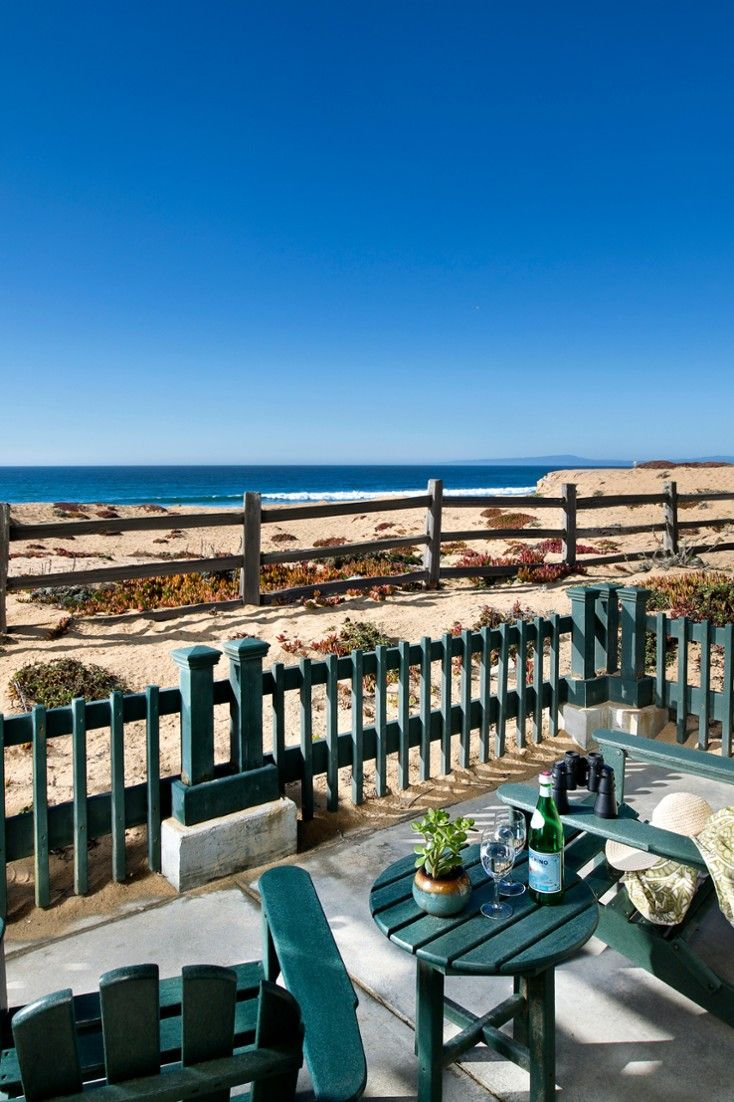 All Ocean View Deluxe rooms have patios or balconies overlooking the Monterey Peninsula. #Jetsetter