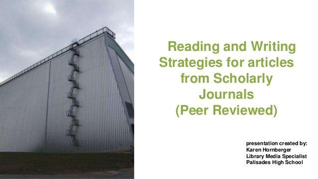 peer reviewed articles history