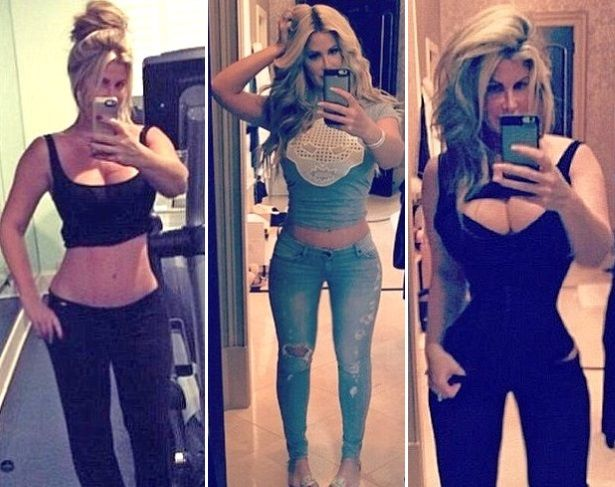 Kim Zolciak's training tips