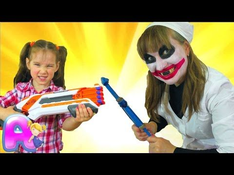 FREAKY JOKER Crushes Birthday Cake Bad Baby Джокер Раздавил Торт Щенячий Патруль - YouTube