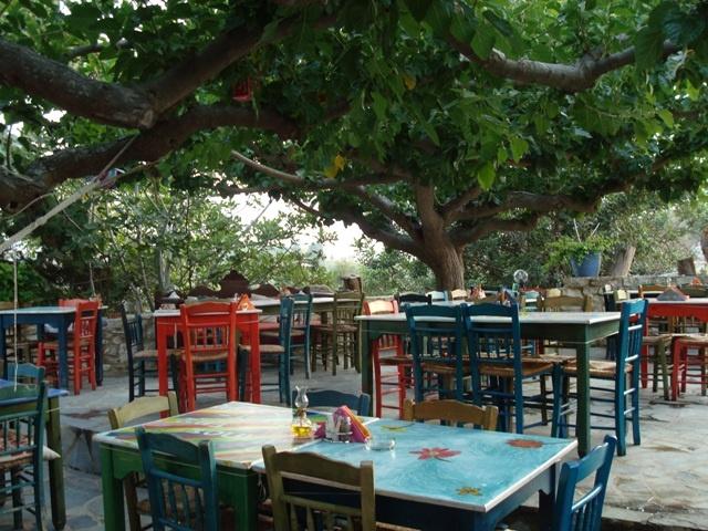 Arkoudainas Garden Restaurant Rethimno