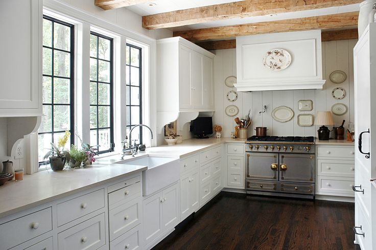 Pics Of White Country Kitchens