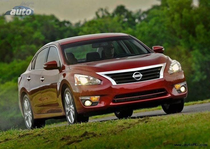 #Nissan #Altima