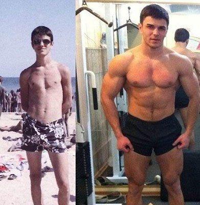 Good Promotion: Cómo me convertí en ATLETA.  ¡Ganar 30 kilos de pe...