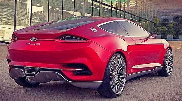 2020 Ford Thunderbird SUV Concept | Ford thunderbird, Ford ...