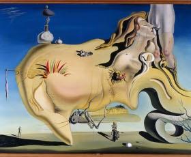 Dalí museo reina Sofía 24 abril-2 sept 2013