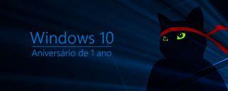 Windows 10 compie un anno di vita. In attesa dell'Anniversary Update, vi regaliamo degli sfondi per PC, Tablet e Mobile.