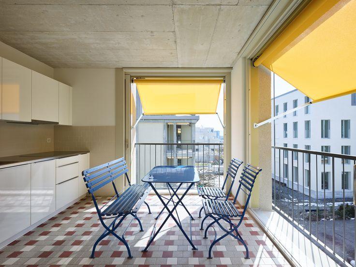Wohnhäuser Schönberg-Ost, Bern | Esch Sintzel Architekten