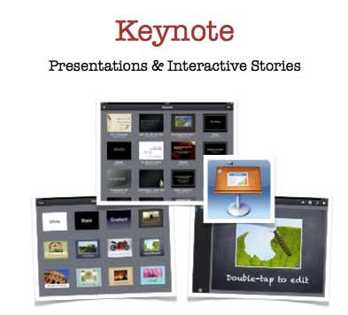 Keynote Guide by John • iPad, News, Tools •