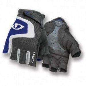 Giro Bravo Cycling Gloves Grey/Blue/White