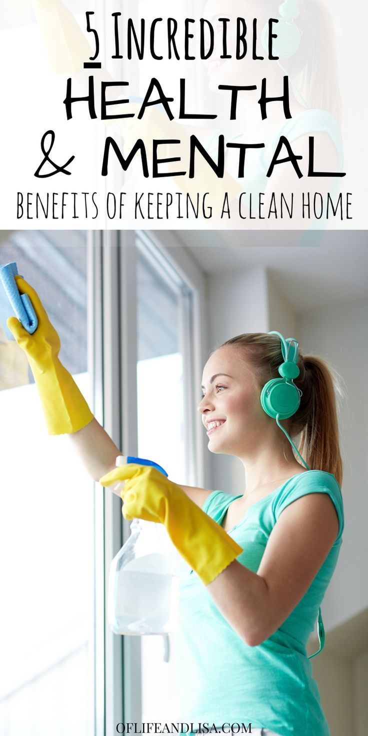 I know that when my home is clean I am happiest, but I didn't know that it came with all of these benefits. Had to share! Hope you enjoy. #home #mentalhealth #healthyliving #healthylifestyle #cleaning #cleaningtips