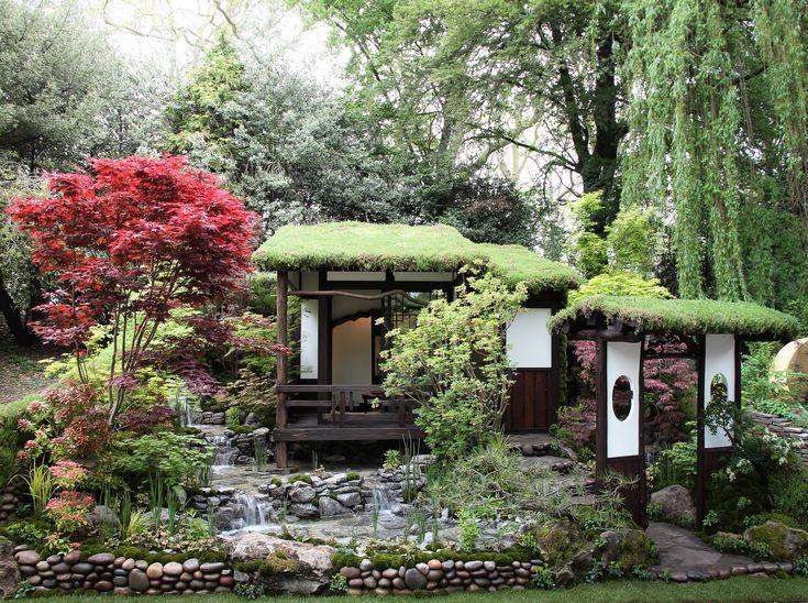 Japanse Tuinstijl.