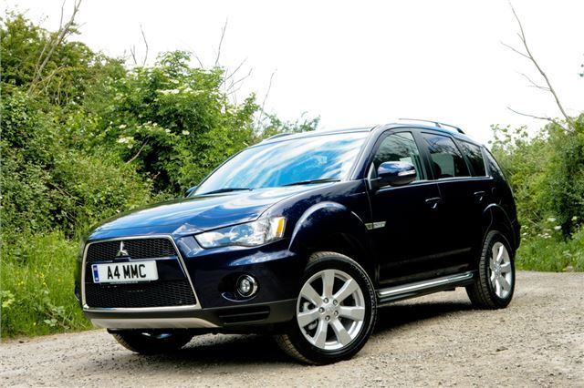 Mitsubishi Outlander 2007 - Car Review | Honest John