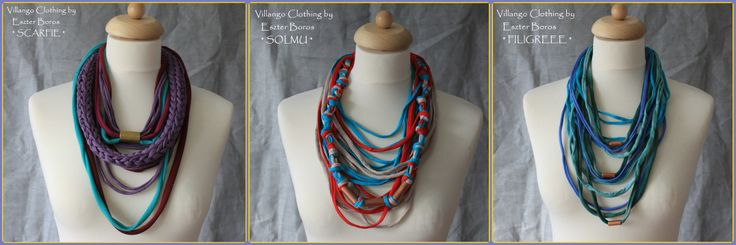 Buy gift for Christmas textile design unique necklaces. Not to be boring as a surprise. The gift wrapping is free. The kit is available, see http://villangoclothing.com/kollekciok/felnott-kiegeszitok/  ;-)