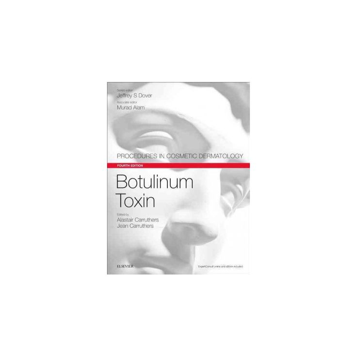 Botulinum Toxin : Procedures in Cosmetic Dermatology Series (Hardcover) (Alastair Carruthers & Jean