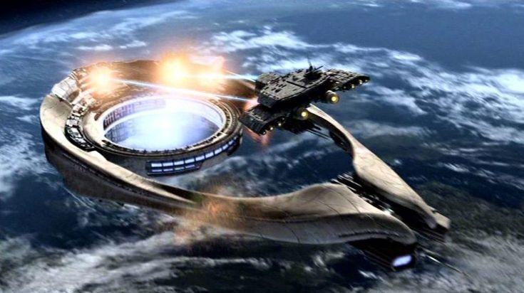 Ori warship - Stargate Wiki