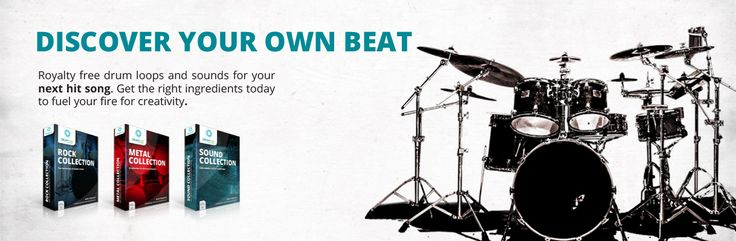 Discover your own beat! Browse the loop library to get the right ingredients! #MadeWithDrumFuse. www.drumfuse.com