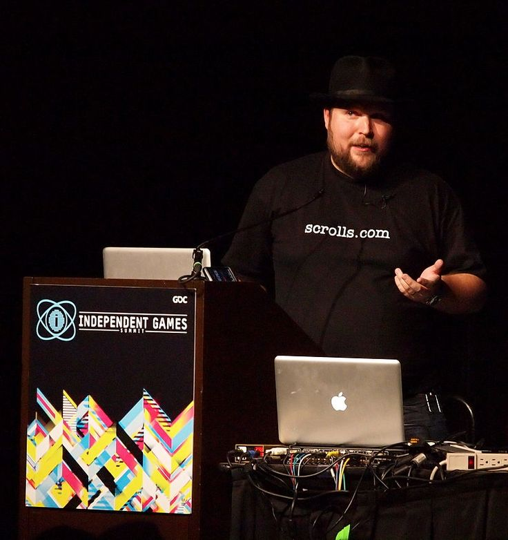 Our latest Man of the Week just sold Minecraft to Microsoft for $2.5 billion. Find out what's next for Markus 'Notch' Persson: http://chubstr.com/2014/features/markus-notch-persson/