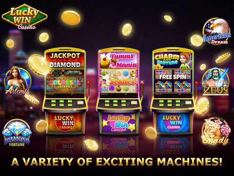 Lucky Win Casino - Free Slots by Ford Wang
